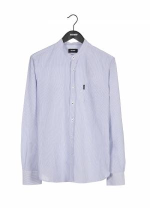 Shirt light blue logo