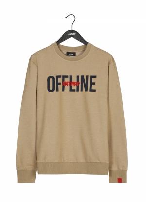 Sweatshirt Offline logo