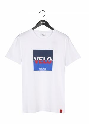 Tee Velo Futurist logo