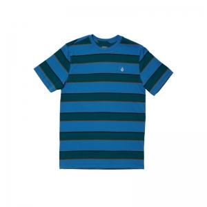 Boy-tee keates stripe logo