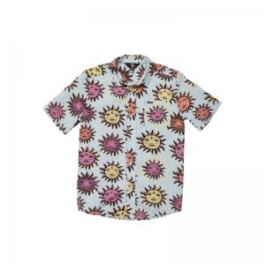 Boy-shirt km azzy sun logo