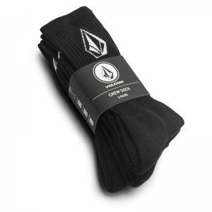 Sock 3PK full stone logo