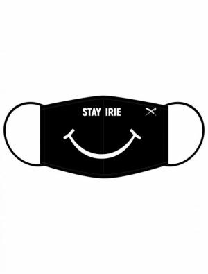 Smerie mondmask black logo