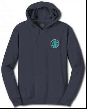 Hoodie Seal bp navy logo